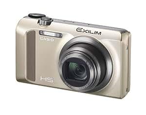 CASIO EXILIM Digital Camera EX-ZR500GD / 16.1 Megapixel / 18x Optical Zoom / 7.6 cm (3 Inch) Display EX-ZR500 OR