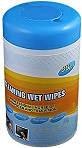 Opula Cleaning Wet Wipes for Computers, Laptops(KCL-2032)