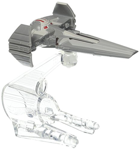 Hot Wheels Star Wars Starship Sith Infiltrator Vehicle by Hot Wheels