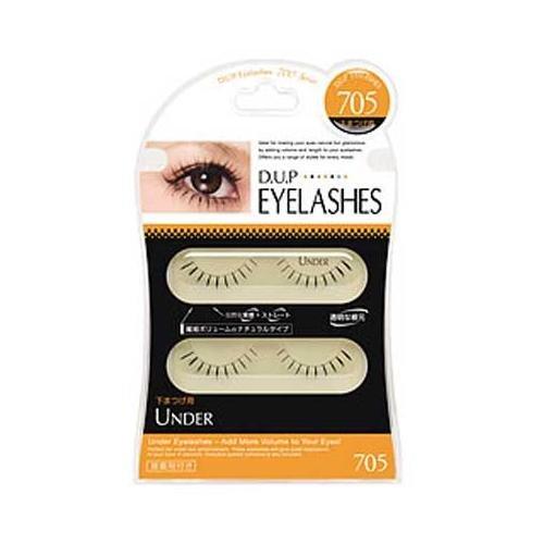 D.U.P Eyelashes UNDER 705 [Misc.]