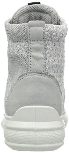Ecco Damen Soft 3 High-Top Grau (CONCRETE/CONCRETE56183)
