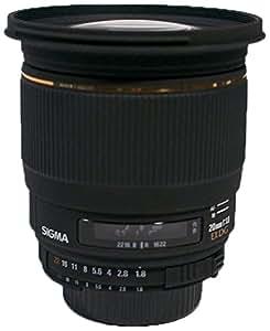 Sigma 20 mm F1,8 EX aspherical DG-Objektiv (82 mm Filtergewinde) für Nikon Objektivbajonett