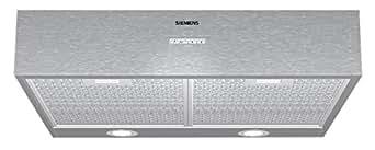 Siemens LU29050 Hotte aspirante encastrée Inox 59.8 cm (Import Allemagne)