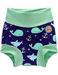 ce54ea3da00 Baby Swimming Nappy Kids Reusable Swim Diaper Girls Costume Boys Swimshorts  (6-12 Months