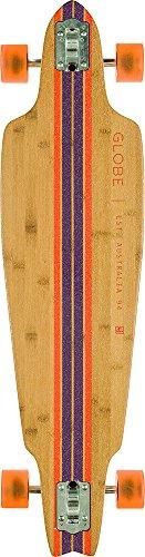 Globe Longboard Prowler Bamboo, Bamboo/Clay, One size