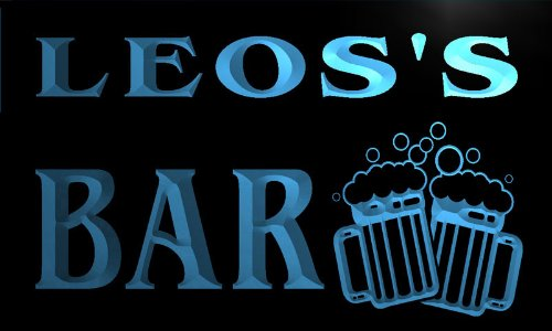 cartel-luminoso-w006594-b-leos-name-home-bar-pub-beer-mugs-cheers-neon-light-sign