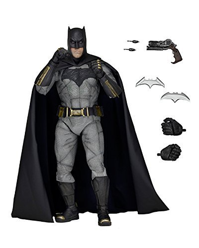 NECA Batman v Superman: Dawn of Justice Batman 1/4 Scale Action Figure 1