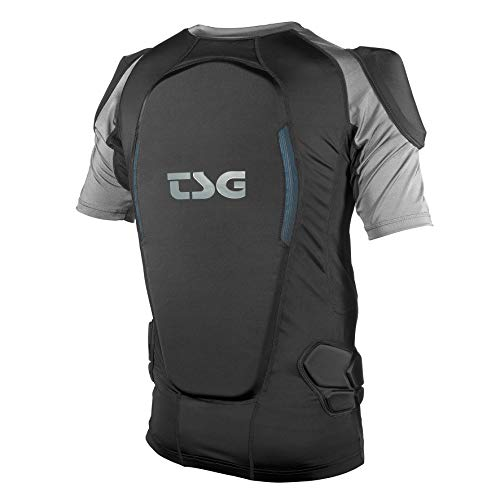 TSG Protective Shirt Tahoe Pro A Helm, Black, XS