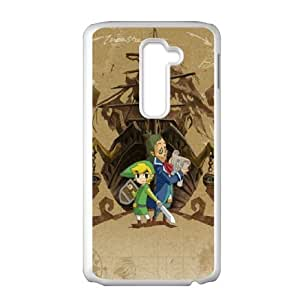 The Legend of Zelda For LG G2 Cell phone Case protection Csaes Cover DWD885637
