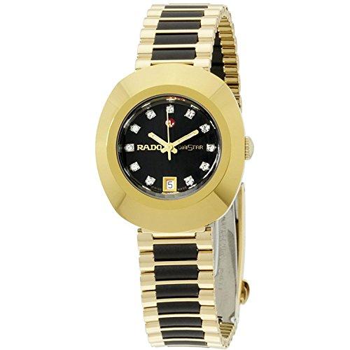 Rado Women's Original Diamond Automatic Watch R12416614