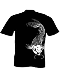 Bang Tidy Clothing Men's carpe Koi Fish t-shirt#2