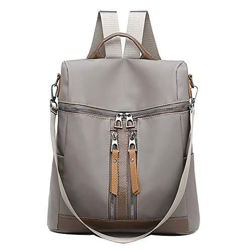 Muium Zaino da Donna Elegante Borse a Spalla Casual Borse a Tracolla universitá Bag Impermeabile Schoolbag Grandi Zaino per Viaggio