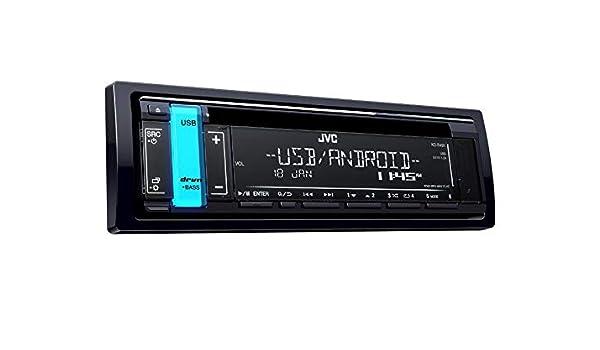 r50 One//cooper 2003-2006 JVC radio kdr491 1din USB AUX para mini