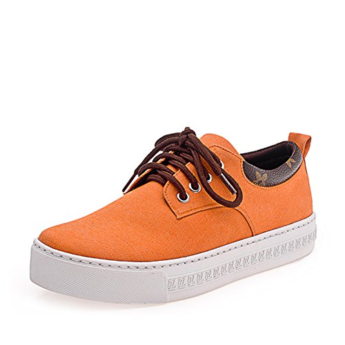 Chaussures de sport féminin/Thick-soled flat shoes/Chaussures A