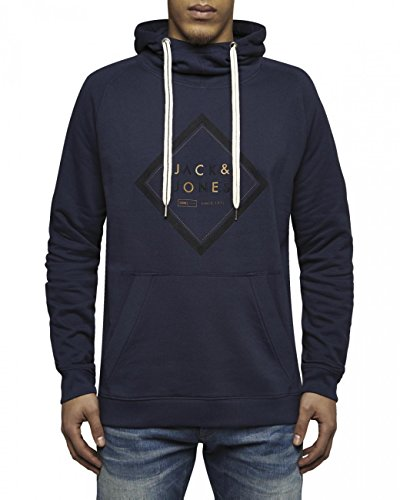 Jack & Jones Herren Pullover Malcom blau Port Royale