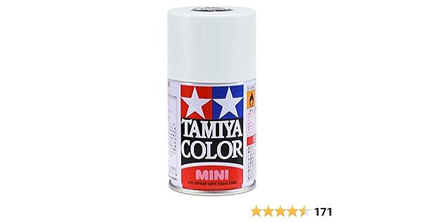 Tamiya 85027 Ts 27 Sprayfarbe Weiß Matt 100 Ml Zubehör Modellbau Spielzeug