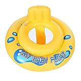 Zerodis- Anello da Nuoto Sede Salvagente per Bambini Estate Barca Gonfiabile Anello per Barche da Nuoto per Neonati Baby Float Piscina Nuoto Giocattolo di Allenamento per 0-3 Anni Ragazzo Ragazza
