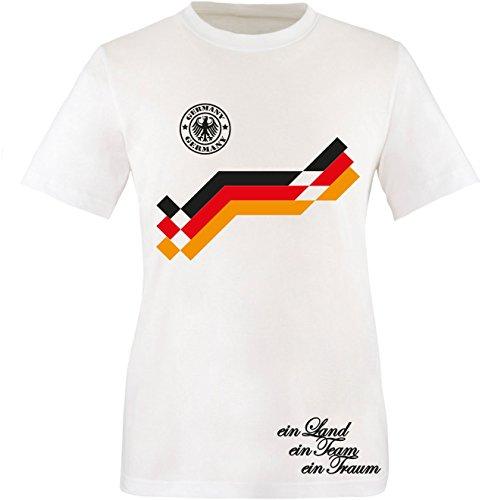 Luckja EM 2016 Deutschland Trikot Wunschname und Wunschnummer Herren T-Shirt