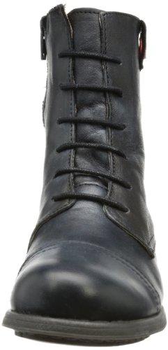 NOBRAND Gallup 8334 Damen Stiefel Schwarz (Black)