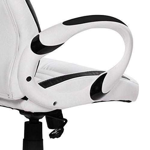 gamer stuhl ohne rollen bestseller shop f r m bel und. Black Bedroom Furniture Sets. Home Design Ideas