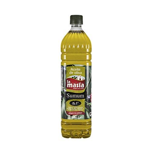 Foto de La masía - Aceite de oliva sumum - 1 L - [pack de 5]