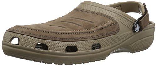 crocs Herren Sandale Yukon Vista Clog 205177 Espresso/Khaki 50-51