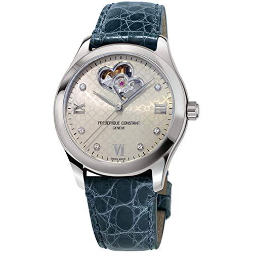 Frederique Constant Geneve Ladies Automtic FC-310LGDHB3B6 Reloj Automático para Mujeres