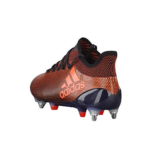 Scarpe Da Calcio Adidas Uomo X 17.1 Sg Nero (negbas / Rojsol / Narsol)