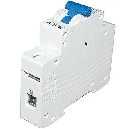 Sicherungsautomat 16A Schraubsicherung 16A Leitungsschutzschalter Sicherung E27
