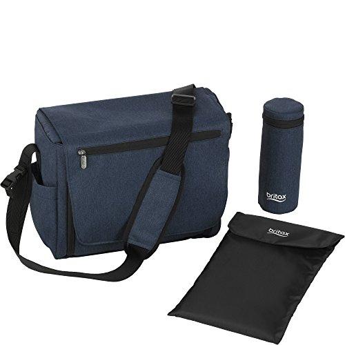Preisvergleich Produktbild Britax 2000023174 Wickeltasche, Navy Melange