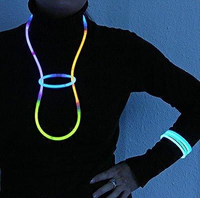 H+H FLS 30210 Knicklichter 7 Farben 100er-Pack von H+H - Lampenhans.de