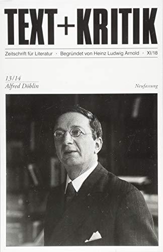 Alfred Döblin (TEXT+KRITIK)