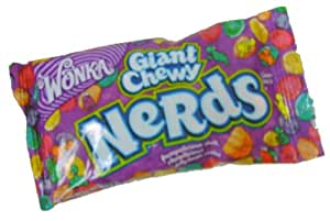 Wonka Giant Chewy Nerds - 51g