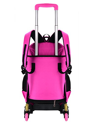 trolley rucksack coofit rollen rucksack trolley. Black Bedroom Furniture Sets. Home Design Ideas