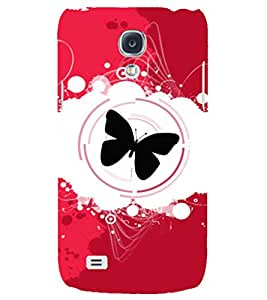 PRINTSHOPPII BUTTERFLY Back Case Cover for Samsung Galaxy S4::Samsung Galaxy S4 i9500