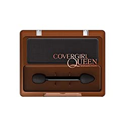 CoverGirl Queen Collection 1-Kit Eye Shadow-Black Tie(150)