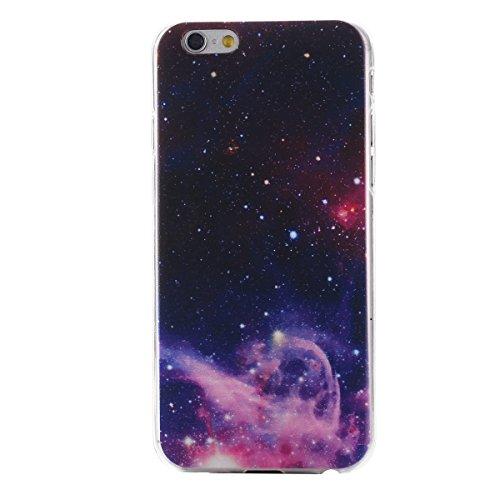 """MOONCASE Etui pour iPhone 6 Plus / 6S Plus (5.5"""") Gel TPU Silicone Case Cover Housse Coque Étui Mi14 Mi08 #1122"""