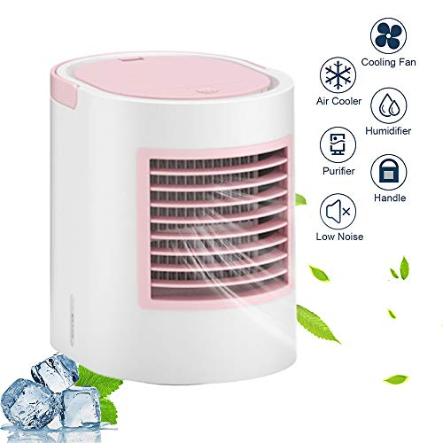 KFX 3 in1 Mini Air Cooler,Mobile Klimaanlage, Mini klimaanlage