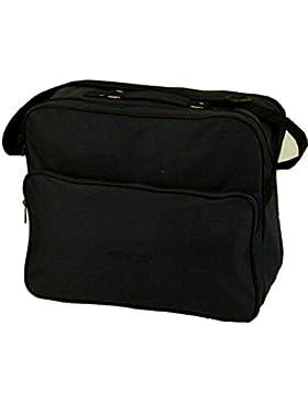 Herrentasche 945 Umhängetasche Allzwecktasche, Handyfach, extra RV-Rückfach in 3 Farben ca.36,0 x 29,0 x 18,0 cm