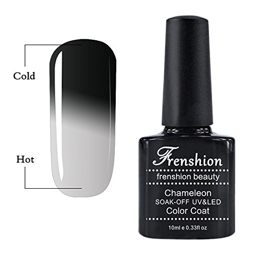 Frenshion 10ML Smalto Semipermanente Camaleonte Gel Nail Polish UV LED Gel Unghie 5772