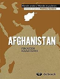 Afghanistan par Firouzeh Nahavandi