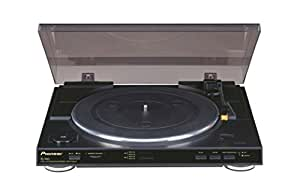 Pioneer PL-990 Giradischi stereo completamente automatico Nero/Black
