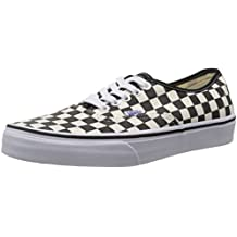 authentic vans kariert