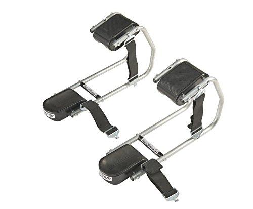 Kneester - 1 Paar Kniepolster und Knieschutz mit Sitz