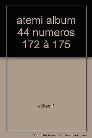 atemi album 44 numeros 172 à 175