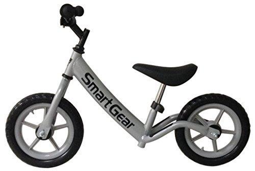 Smart Gear Balance Bike, Metallic Silver, One Size...