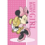 Disney Minnie Maus Handtuch 40x60cm, Kinderhandtuch Gästehandtuch