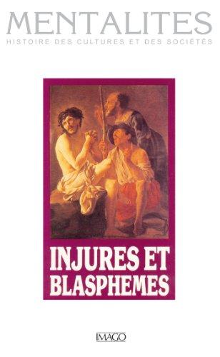 Injures et blasphèmes