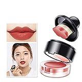 D Gaddrt Women Lazy Lipstick Beauty Long Lasting Waterproof Lip Shape Cosmetics Balm