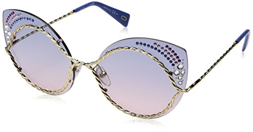 Marc Jacobs Damen MARC 161/S/STR I4 BR0 61 Sonnenbrille, Bluette Pink/Blue Ds Peach,